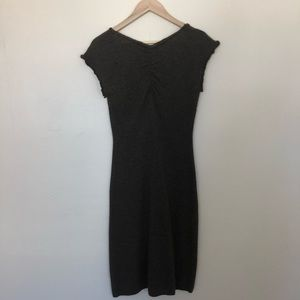 Anthropologie Dresses - Anthropologie Knitted Knotted Singular Realm Dress